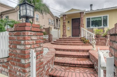 El Segundo Single Family Home For Sale: 750 Sheldon Street