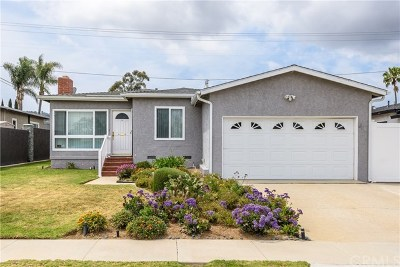 Torrance Single Family Home For Sale: 2638 Loftyview Drive