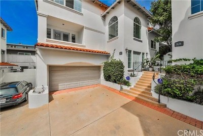 Los Angeles County Rental For Rent: 1634 Prospect Avenue