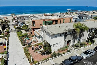 Manhattan Beach Single Family Home For Sale: 233 6th St