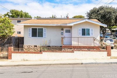 El Segundo Single Family Home For Sale: 427 E Franklin Avenue