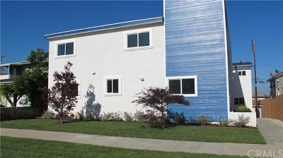 San Pedro Multi Family Home For Sale: 732 S Leland Street