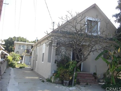 San Pedro Multi Family Home For Sale: 364 W 16th Street