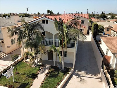 Lawndale CA Condo/Townhouse For Sale: $749,900