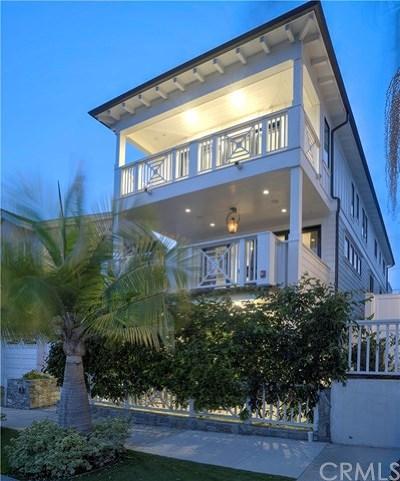 Manhattan Beach, Hermosa Beach, Redondo Beach, Palos Verdes Peninsula, El Segundo Single Family Home For Sale: 549 3rd Street