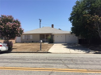 Hemet Single Family Home For Sale: 941 E Central Avenue