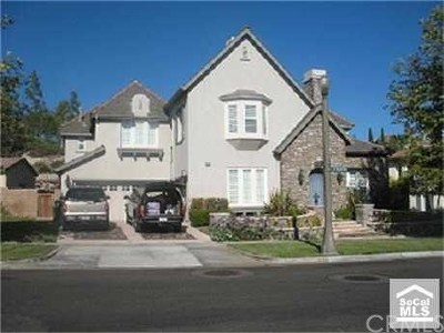 Ladera Ranch Single Family Home For Sale: 36 Lewiston Court