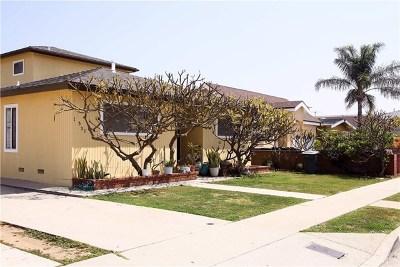 Gardena Multi Family Home For Sale: 1331 W 164th Street
