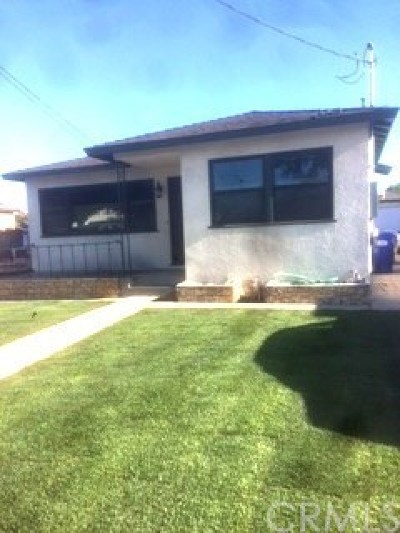 Hawthorne Multi Family Home For Sale: 4060 W 141st Street