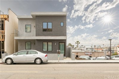 Hermosa Beach Rental For Rent: 1331 Manhattan Avenue #C