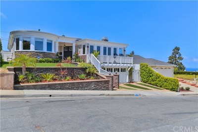 Redondo Beach Single Family Home For Sale: 109 Via La Soledad