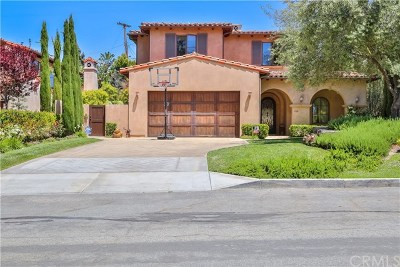 Palos Verdes Estates Single Family Home For Sale: 1108 Via Nogales