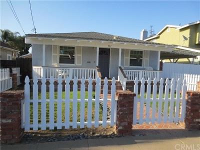 Orange Single Family Home For Sale: 711 W Walnut Avenue
