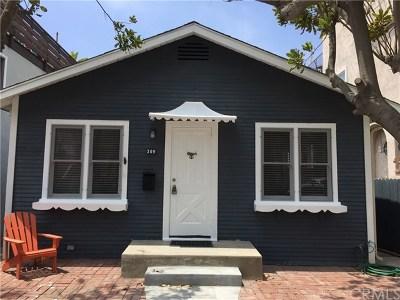Hermosa Beach Rental For Rent: 309 Monterey Boulevard