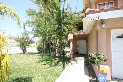 San Jacinto Single Family Home For Sale: 1475 Capri Lane