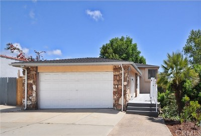 San Pedro Single Family Home Active Under Contract: 1142 S Weymouth Avenue