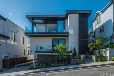 Hermosa Beach Condo/Townhouse Active Under Contract: 615 7th Street