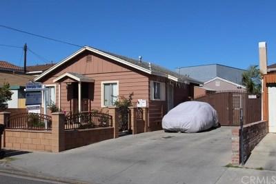 Lawndale Multi Family Home For Sale: 15434 Freeman Avenue