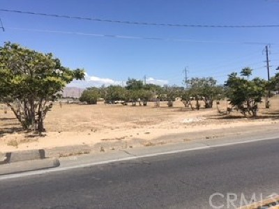 Hesperia Residential Lots & Land For Sale: 9147 E Avenue