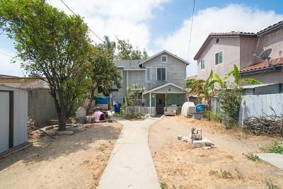 San Pedro Single Family Home For Sale: 1319 W 4th Street