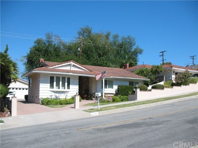 Rancho Palos Verdes Single Family Home For Sale: 6708 Via Canada