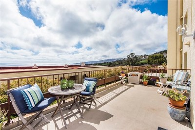 Rancho Palos Verdes Condo/Townhouse For Sale: 3200 La Rotonda Drive #403