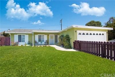 Huntington Beach Single Family Home For Sale: 9571 Pollack Drive