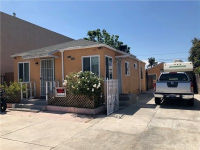 Hawthorne Multi Family Home For Sale: 4836 W 116th Street