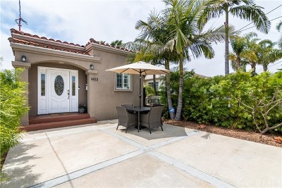San Pedro Single Family Home For Sale: 1453 W 1st Street