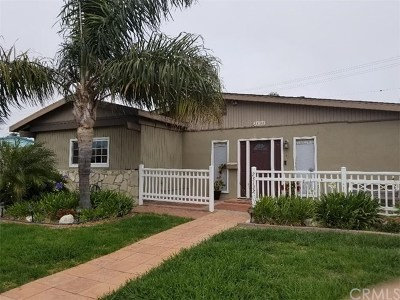 Torrance Single Family Home For Sale: 23132 Anza Avenue
