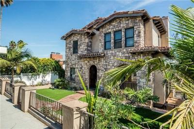 El Segundo Single Family Home For Sale: 840 Sheldon Street