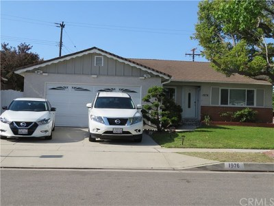 Single Family Home For Sale: 1976 W 234th Street
