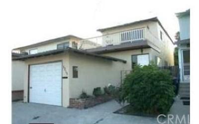 San Pedro Single Family Home For Sale: 3215 S Pacific Avenue