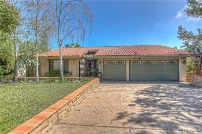 Rancho Palos Verdes Single Family Home For Sale: 6312 Sattes Drive