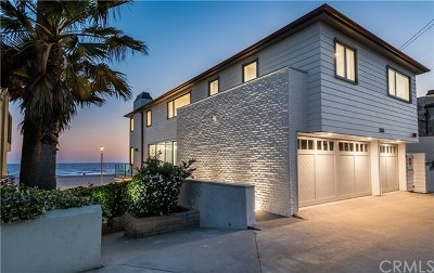 Hermosa Beach Single Family Home For Sale: 3330 The Strand