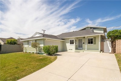 Torrance Single Family Home Sold: 21333 Mildred Avenue