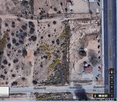 Victorville Residential Lots & Land For Sale: Cholame Rd