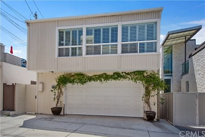 Manhattan Beach CA Single Family Home For Sale: $1,849,000