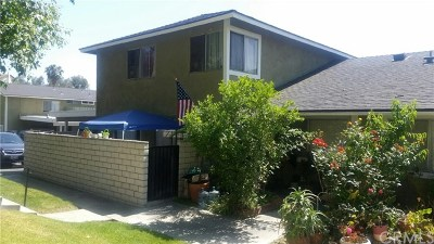 West Covina Condo/Townhouse Active Under Contract: 1362 Brooktree Circle