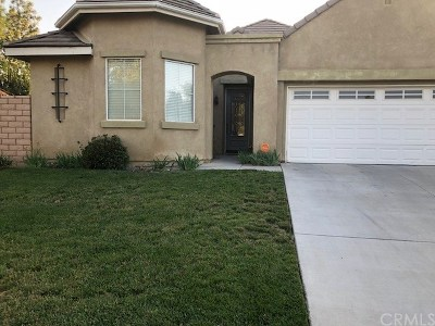 Loma Linda Single Family Home For Sale: 11690 Caldy Avenue