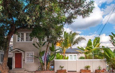 Hermosa Beach Single Family Home For Sale: 439 8th Street