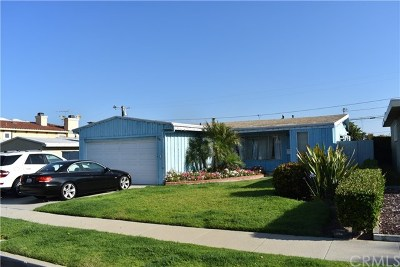 Manhattan Beach Single Family Home For Sale: 1317 Gates Avenue