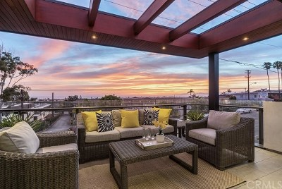 Hermosa Beach Condo/Townhouse For Sale: 1824 Pacific Coast Highway