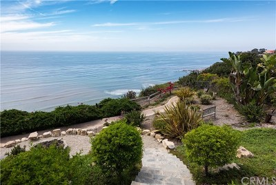 Los Angeles County Single Family Home For Sale: 1109 Palos Verdes Drive W
