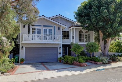 Manhattan Beach Single Family Home For Sale: 1624 3rd Street