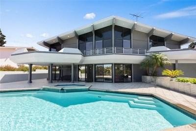 Palos Verdes Estates, Palos Verdes Peninsula Single Family Home For Sale: 2215 Via Cerritos