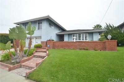 Rancho Palos Verdes Single Family Home For Sale: 28068 Braidwood Drive