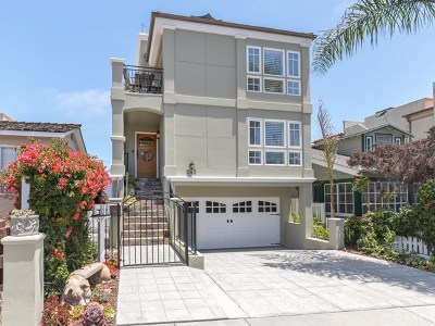 Hermosa Beach Condo/Townhouse For Sale: 240 Monterey Boulevard