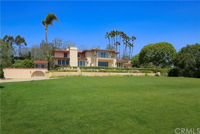 Los Angeles Single Family Home For Sale: 655 Funchal Road