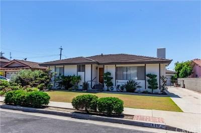 Carson Single Family Home For Sale: 21319 Garston Avenue